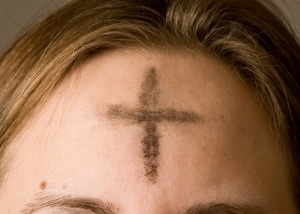 Courtesy of http://en.wikipedia.org/wiki/Ash_Wednesday